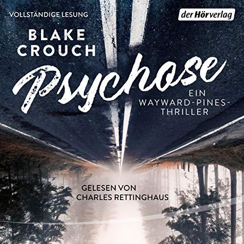 Psychose audiobook cover art
