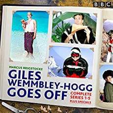 Giles Wembley Hogg Goes Off - Complete Series 1-5 Plus Specials