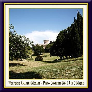 Mozart: Piano Concerto No. 13 in C Major, K. 415