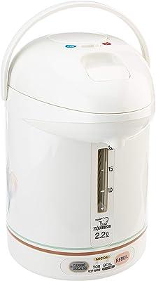 Zojirushi CW-PZC22FC Micom Super Boiler 2.2L, Floral, 2.2 L