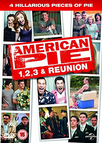 American Pie: 4-Film Collection [DVD]