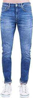Calvin Klein Jeans Men's CKJ 058 SLIM TAPER Denim Pants, Blue (Ba037 Blue 1BJ), Size: L32/W32