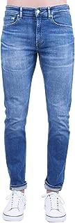 Calvin Klein Jeans Men's CKJ 058 SLIM TAPER Denim Pants, Blue (Ba037 Blue 1BJ), Size: L32/W36