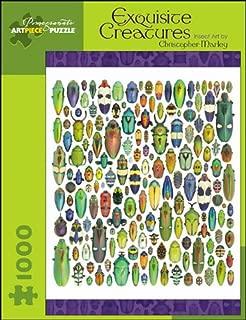 Christopher Marley - Exquisite Creatures: 1,000 Piece Puzzle (Pomegranate Artpiece Puzzle)