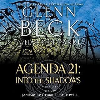 Agenda 21: Into the Shadows audiobook cover art