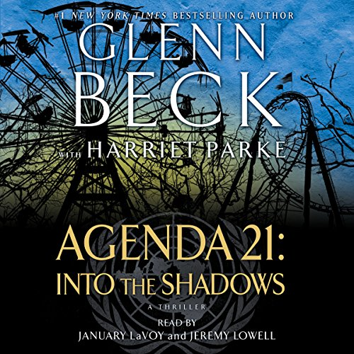 Agenda 21: Into the Shadows audiobook cover art