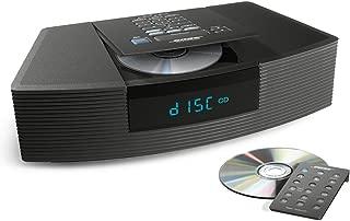 Bose Wave Radio / CD - Graphite Gray Black (Renewed) Certified Refurbished