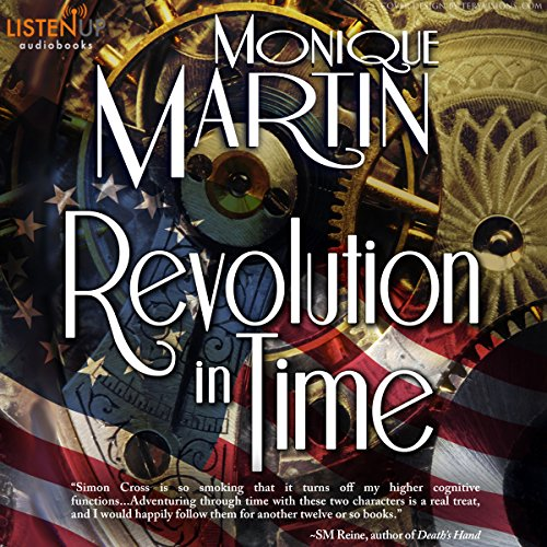 Revolution in Time audiobook cover art