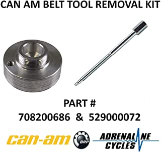 Can Am Defender HD8 HD10 belt removal clutch tool #708200686-529000072