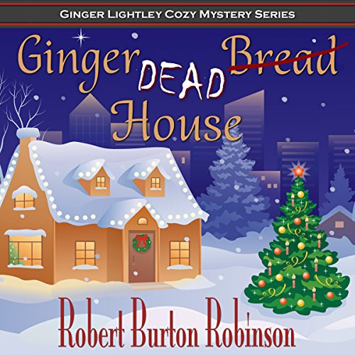 Ginger Dead House audiobook cover art