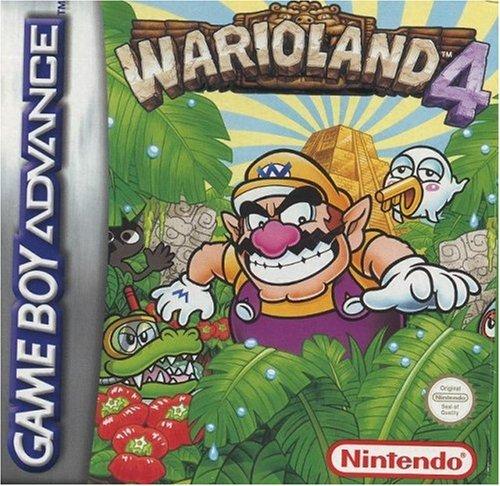 Wario Land 4 [Import: Francia]