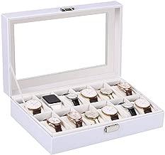 white watch case