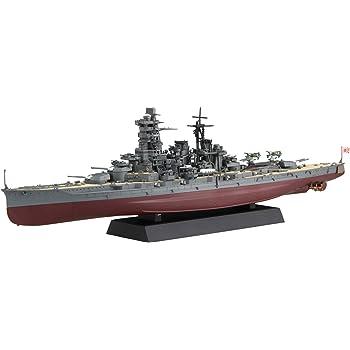 フジミ模型 1/700 艦NEXTシリーズ No.7 日本海軍戦艦 金剛 色分け済み プラモデル 艦NX7