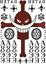 Best ace tattoo one piece Reviews