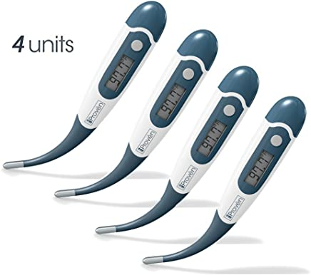 Iprovèn Digital Thermometer for Rectal, Oral and Axillary Measurement - Iprovèn DT-K117A (