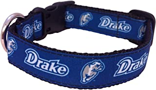 X-Small NCAA Drake Bulldogs All Weather-Resistant Protective Dog Outerwear