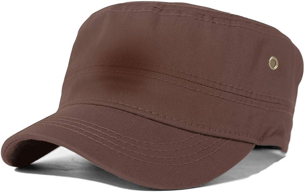 ONGYIshjyqhat Army Cap Military Style Hat Baseball Cap for Unisex Adult