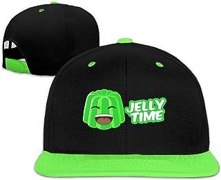 JAXX9 جيلي قبعة بيسبول للأولاد والبنات قابلة للتعديل