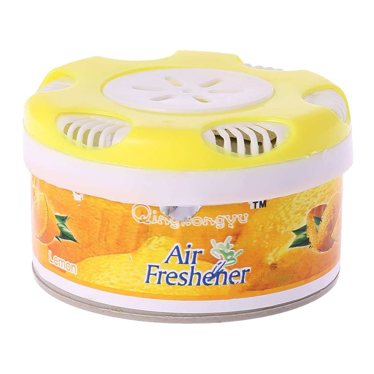 コイルショルダー解明Manyao ソリッド香り脱臭香水ホームバスルーム室内車空気清浄機 (NO.3)