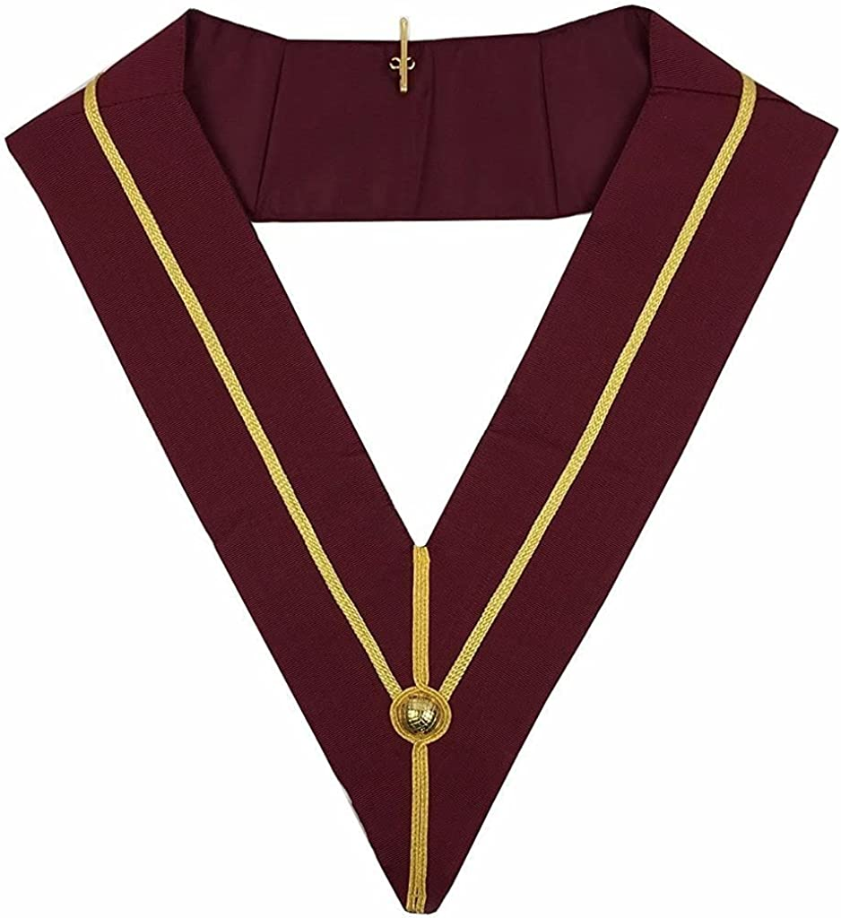 Masonic Regalia Royal Arch Past Principals Collar