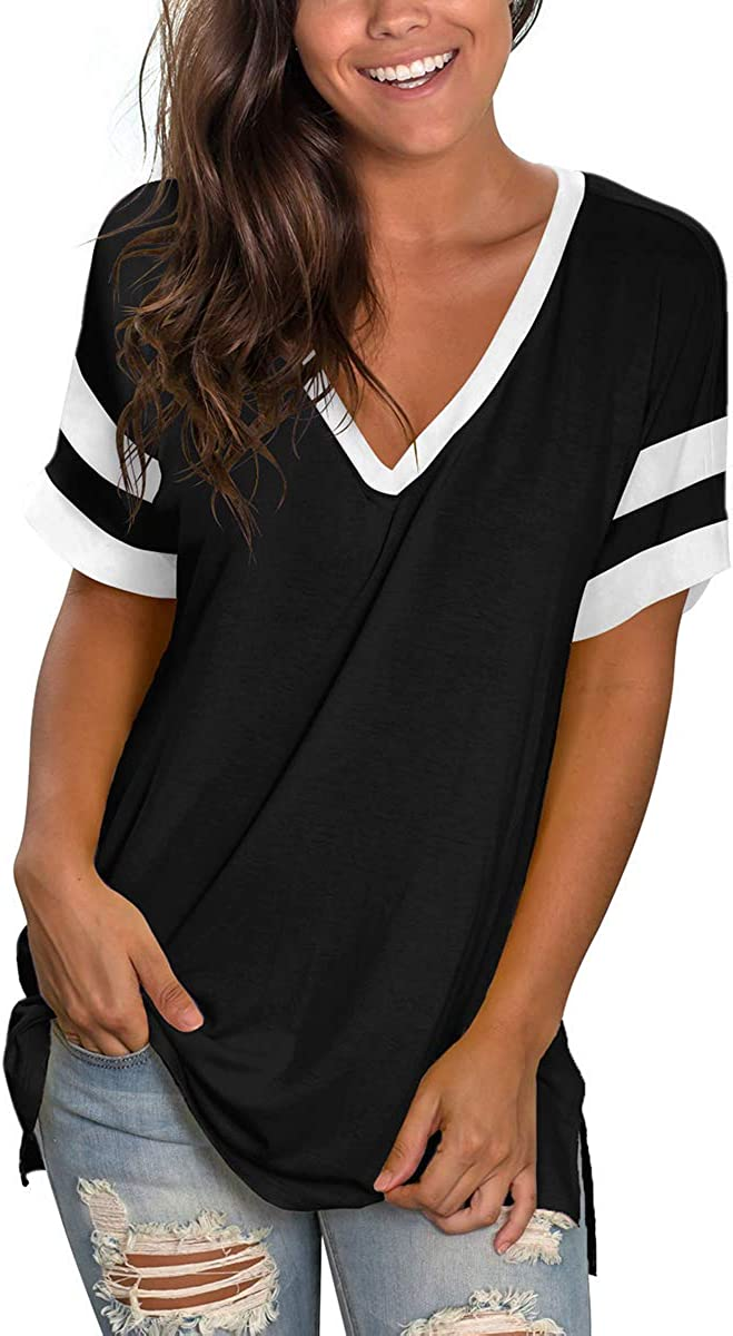 Women's Comfy Tee T-Shirt Casual Fashion Sleeve Short Popular shop is the lowest price challenge Loos Louisville-Jefferson County Mall