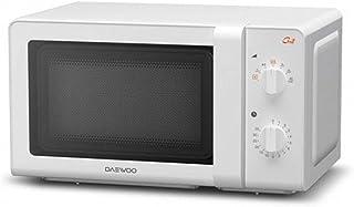 comprar comparacion Daewoo KOG-6F27 Microondas, 20 litros, con grill, color blanco, 700 W