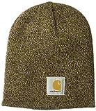 Carhartt Men's Knit Beanie, Dark Brown/Sandstone, One Size