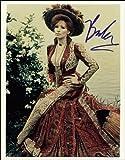 Autogrammdruck Barbra Streisand, ca. 30,5 x 20,3 cm