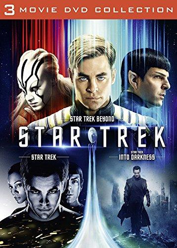 Star Trek / Star Trek Into Darkness / Star Trek Beyond [DVD] [2016] UK-Import, Sprache-Englisch