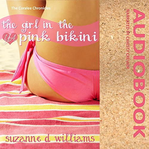 The Girl in the Pink Bikini audiobook cover art