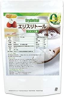フランス産 エリスリトール 900g 遺伝子組み換え材料不使用 カロリーゼロ 希少糖 糖質制限 天然甘味料 砂糖代替甘味料 NICHIGA(ニチガ)