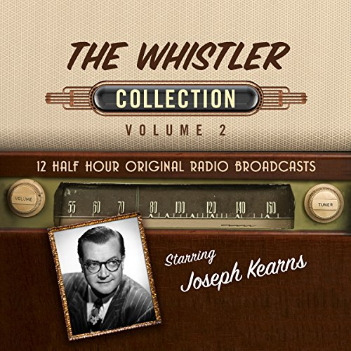 The Whistler, Collection 2 audiobook cover art