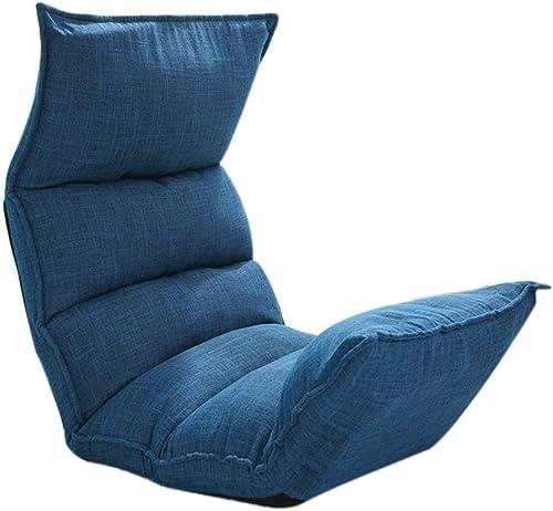 Canapé paresseux, chaise à canapé simple pliable, jolie chambre à coucher avec lit à lit créatif     (Couleur     2)