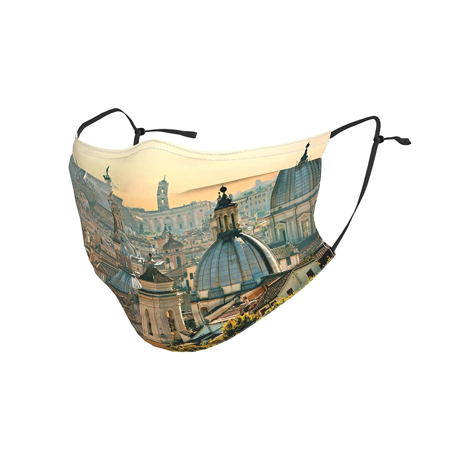 Comfortable Printed mask View List price Of Max 83% OFF Rome Ita Santangelo From Castel