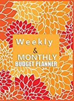 Budget Planner Weekly and Monthly Budget Planner for Bookkeeper Easy to use Budget Journal (Easy Money Management)