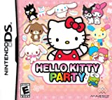 HELLO KITTY PARTY NDS - Nintendo DS