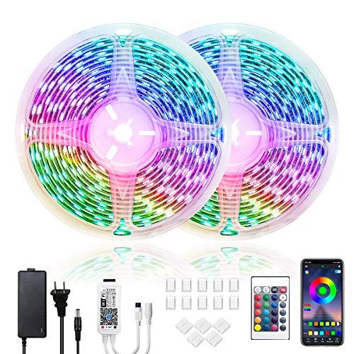 32.8ft Smart WiFi LED Strip Ligh...