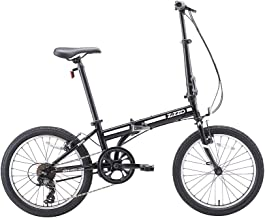 zizzo campo folding bike