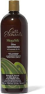 Silk Elements MegaSilk Olive Conditioner, 33.8oz
