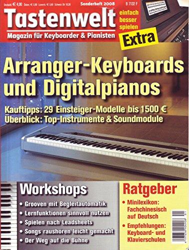 tastenwelt EXTRA: Arranger Keyboards und Digitalpianos - Ratgeber - Workshops