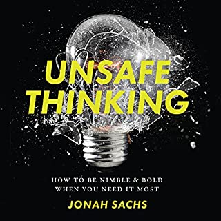 Unsafe Thinking audiobook cover art