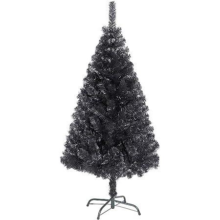 Bold Black Christmas Xmas Tree 150cm 5ft
