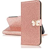 Xifanzi Wallet PU Leather Case for Galaxy S5/S5 Neo Rose