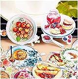 YRBB 28Pcs Creative Kawaii Süße Selbstgemachte Scrapbooking-Aufkleber Für Lebensmittel/Dekorative...