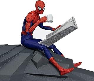 スパイダーマン:スパイダーバース SVアクション ピーター・B・パーカー/スパイダーマン ノンスケール ABS&PVC製 塗装済み完成品 アクションフィギュア