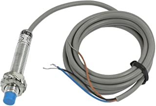SMAKN Dc 3-wire 6-36v 300ma 2mm PNP No Approach Sensor Proximity Switch LJ8A3-2-Z/BY