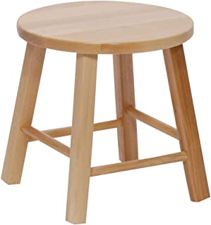 Steffy Wood Products 12-Inch Maple Stool