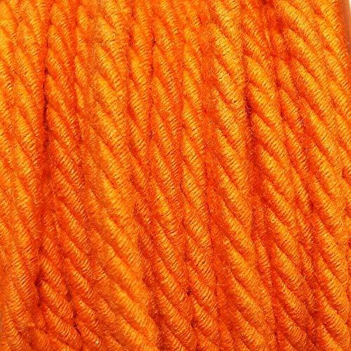 Be-Creative - Bolsa para tapicería (4 m), color naranja