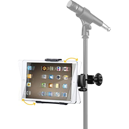 Choosing the Tablet Holder for a Mic Stand