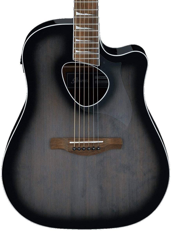 Ibanez ALT Altstar ALT30 Semi-Acoustic Guitar, Laurel Fretboard,